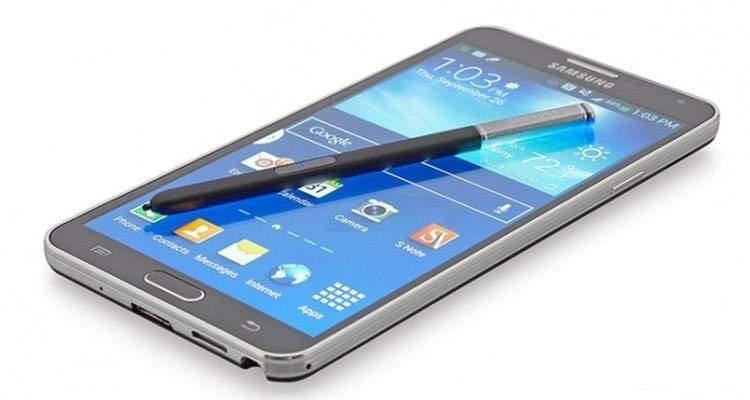 Samsung Galaxy Note 4 vende meglio di Galaxy Note 3 in Europa e USA