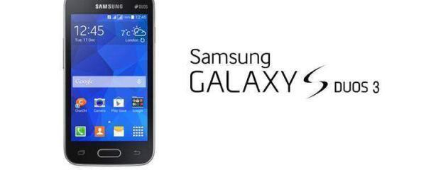 Immagine del Samsung Galaxy S Duos 3.