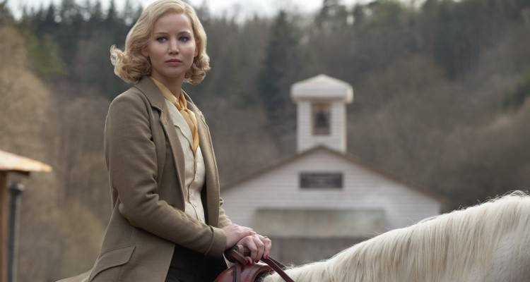 Jennifer Lawrence sarà la protagonista femminile del film Serena