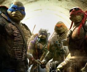 Le mitiche Tartarughe Ninja in CGI