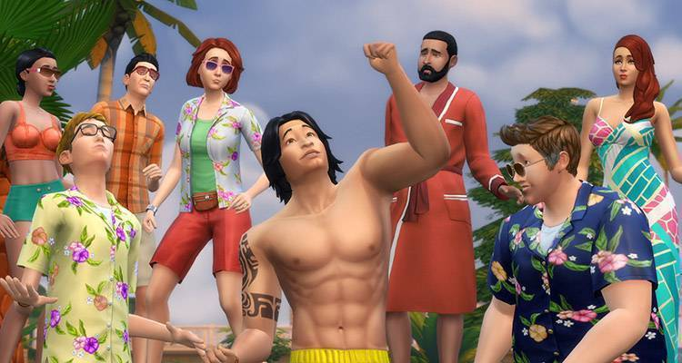 The Sims 4 disponibile in Italia per PC