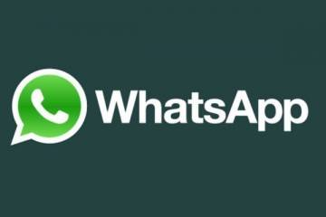 logo di whatsapp