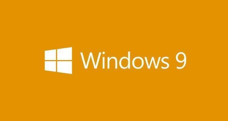 Logo di Windows 9