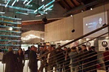 Motorola evento Milano 2014