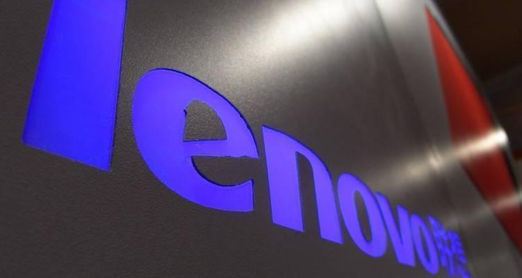Foto del logo di Lenovo