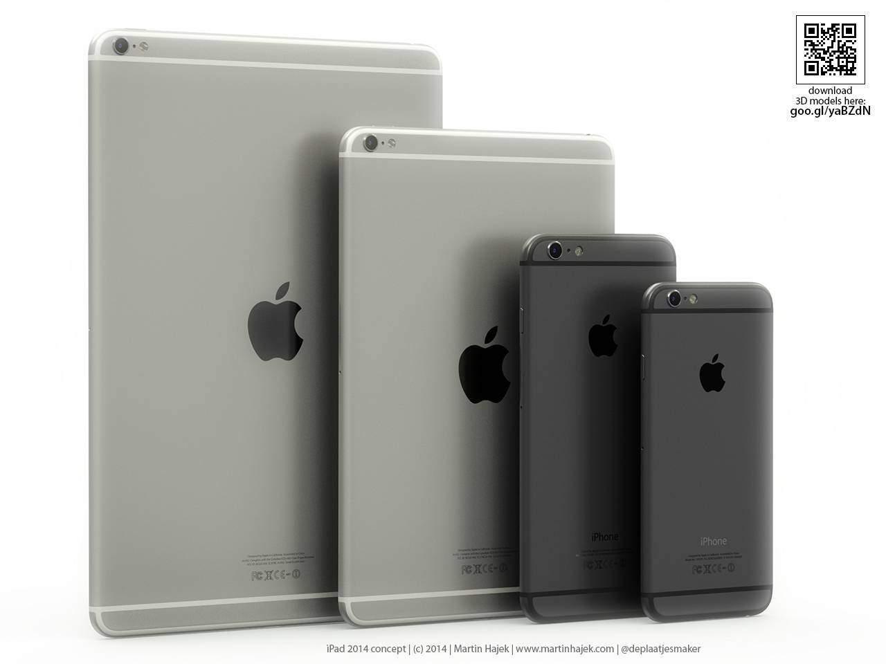 iPad Pro da 12.9 pollici: sul mercato forse a Novembre?
