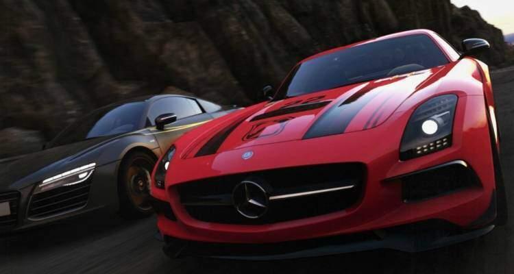 Immagine promozionale DriveClub