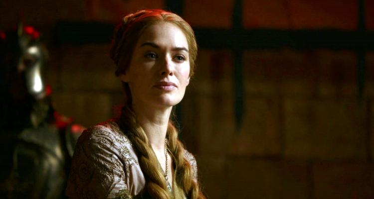L'attraente Lena Headey nei panni di Cersei tornerà in Game of Thrones 5