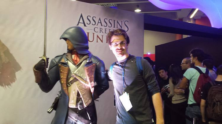 Assassin's Creed Unity: impressioni e anteprima dal Games Week