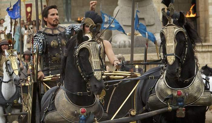 Exodus: Dei e Re, nuovo trailer del kolossal su Mosè