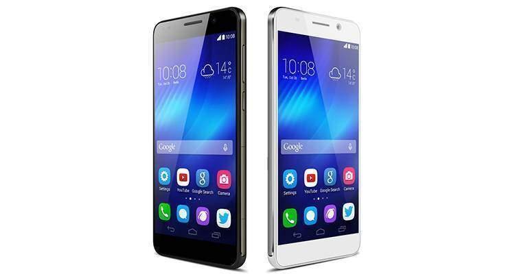 Immagine di Huawei Honor 6, nuovo smartphone Android dal prezzo molto interessante.
