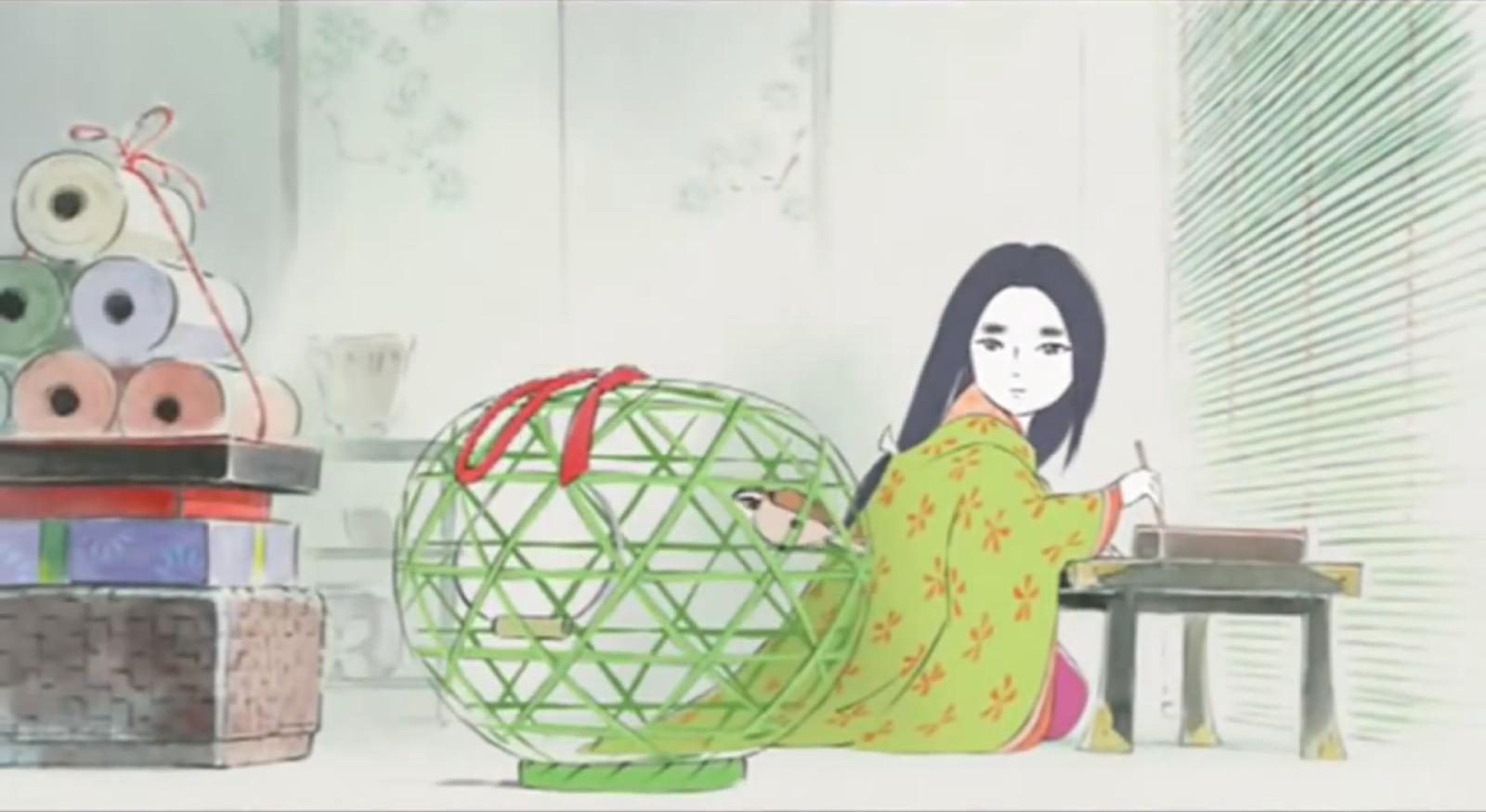 La storia della Principessa Splendente, trailer italiano del nuovo film firmato Studio Ghibli