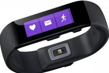 microsoft band fitness tracker