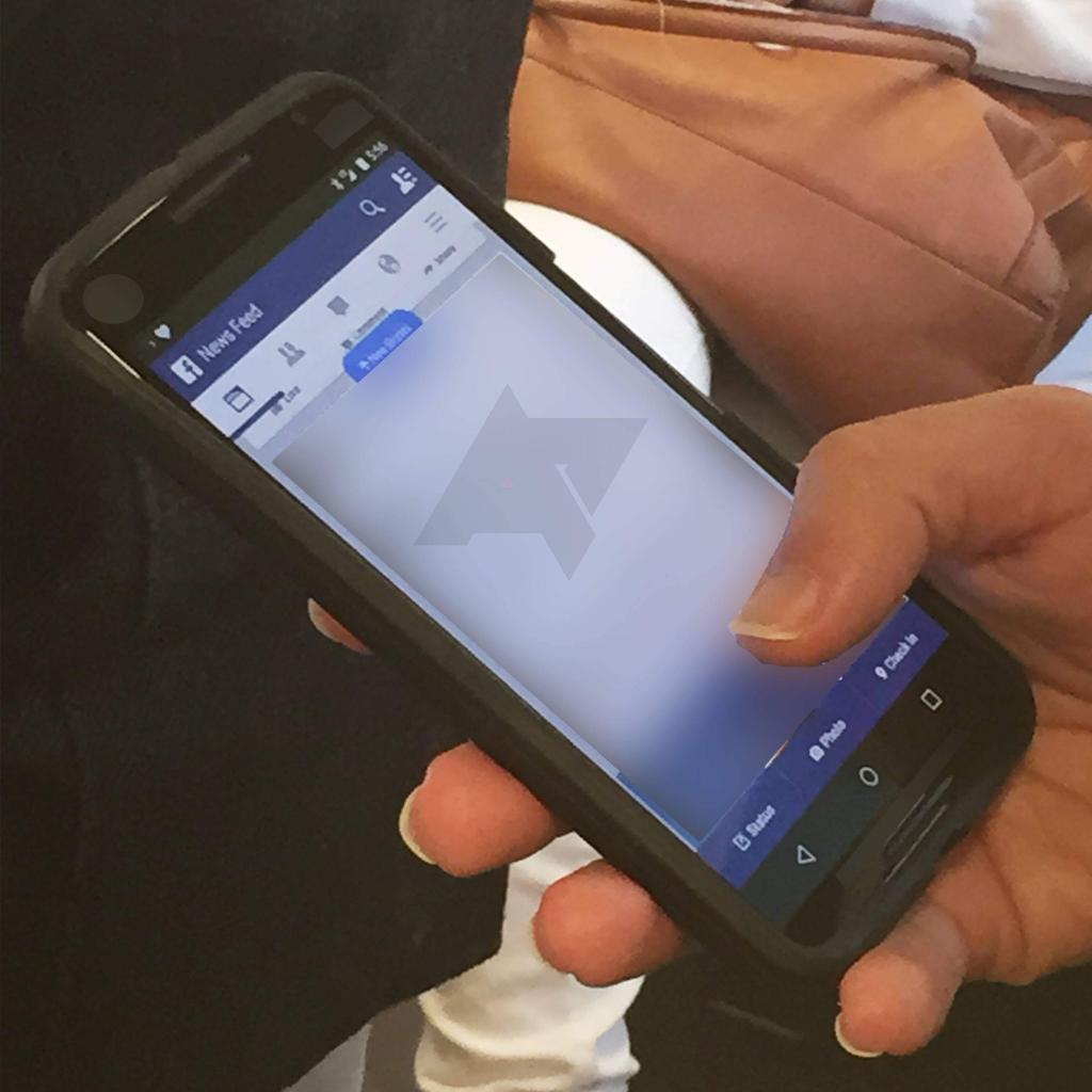 Immagine dal vivo del Nexus 6