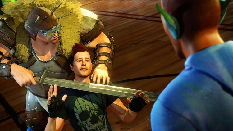 Sunset Overdrive Recensione 05