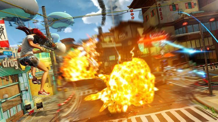 Sunset Overdrive Recensione 10