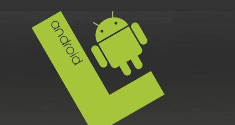 Logo del nuovo sistema operativo Android L