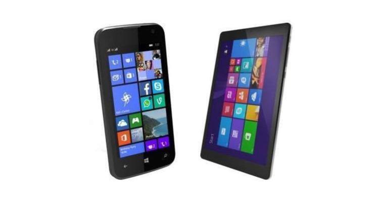 Nuovi dispositivi Argos basati su Windows 8
