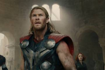 I Vendicatori nel nuovo Avengers: Age of Ultron