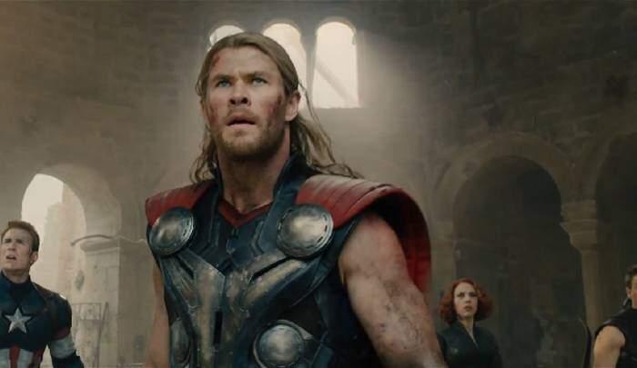 Avengers: Age of Utron, primo teaser trailer!