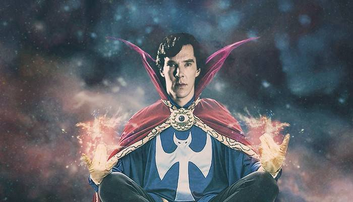 Il Doctor Strange sarà interpretato da Benedict Cumberbatch