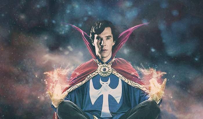 Doctor Strange sarà interpretato da Benedict Cumberbatch