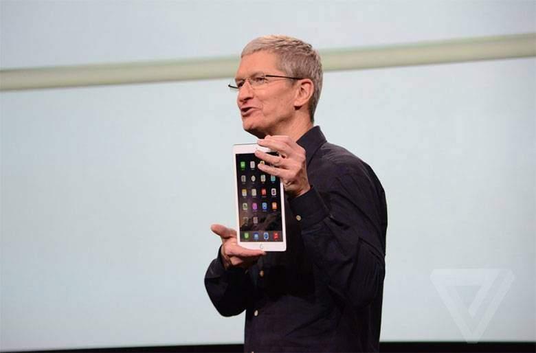 Apple iPad Air 2 svelato ufficialmente, spessore di solo 6.1 mm!