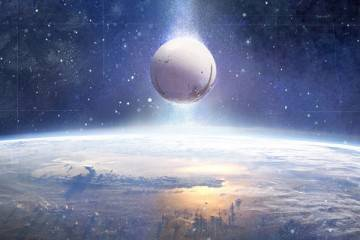 Immagine promozionale di Destiny, per la recensione di WebTrek.it.