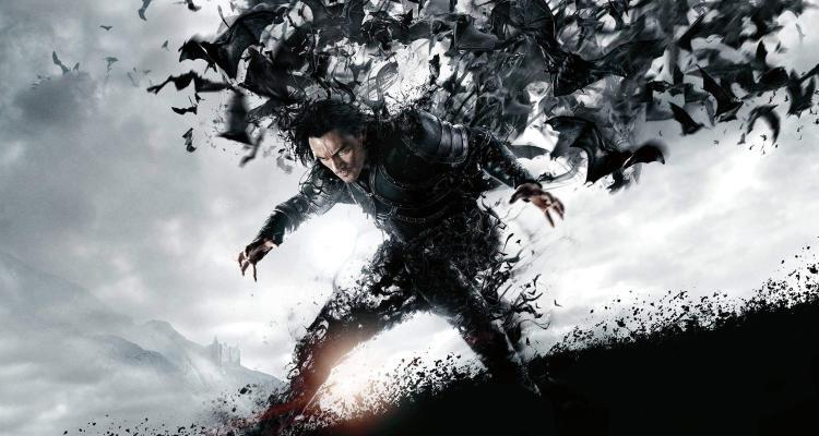 Luke Evans interpreta il famigerato conte in Dracula Untold