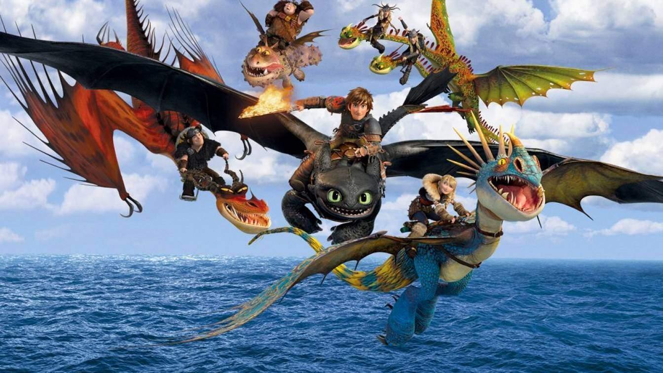 Dragon Trainer 3 sarà l'ultimo film della serie