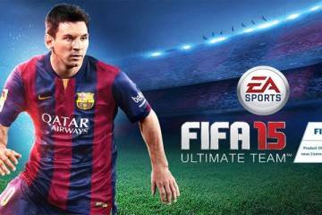 FIFA 15 Ultimate Team arriva su dispositivi mobile