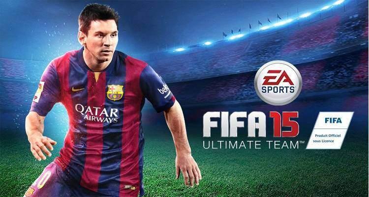 FIFA 15 Ultimate Team arriva su dispositivi mobile