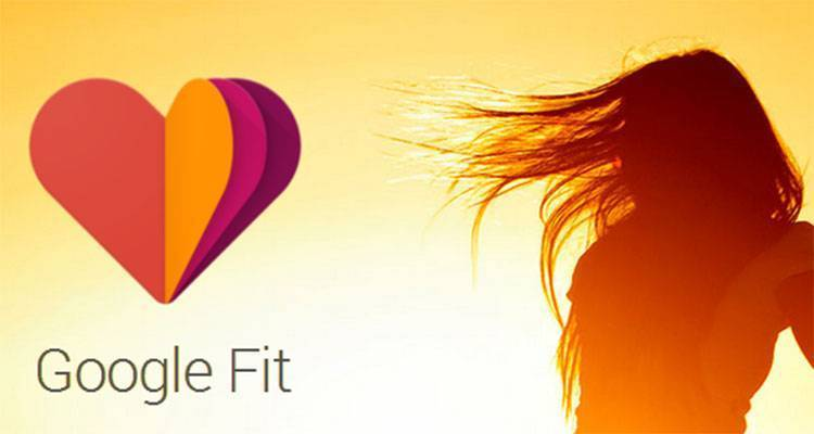Logo di Google Fit, applicazione per il fitness del colosso di Mountain View.