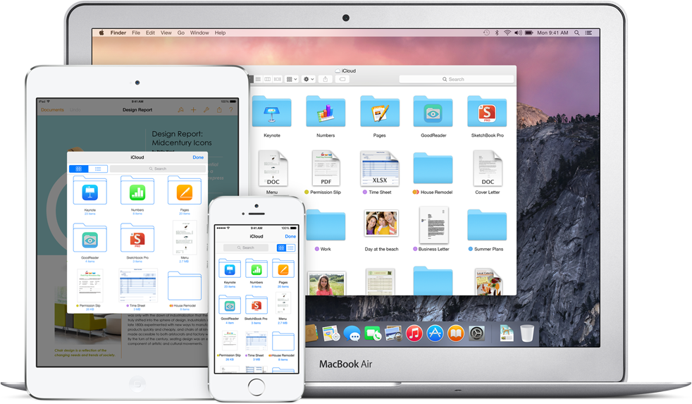 Apple iCloud Drive permette agli utenti di archiviare qualsiasi file