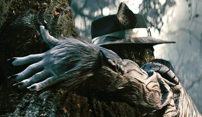 Into the Woods, Johnny Depp come Lupo Cattivo nella nuova clip