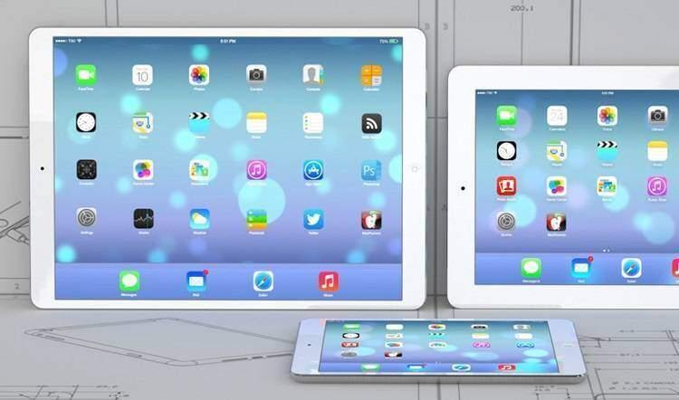 iPad da 12.9 pollici: Apple orientata al rinvio