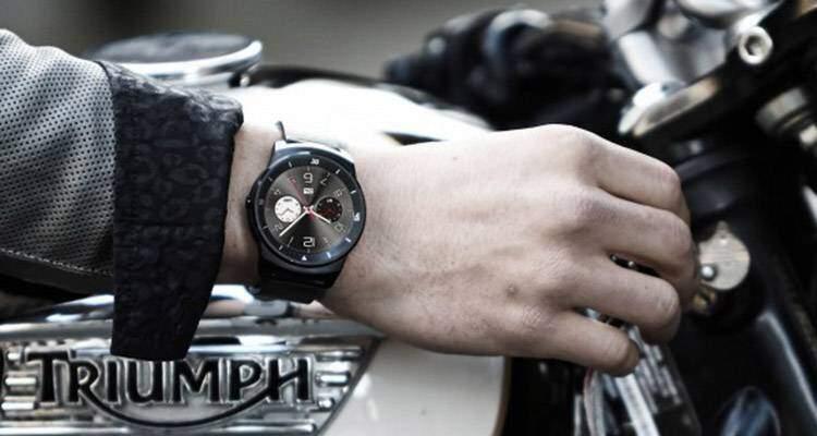 Immagine di LG G Watch, smartwatch Android Wear in uscita a novembre in Italia.