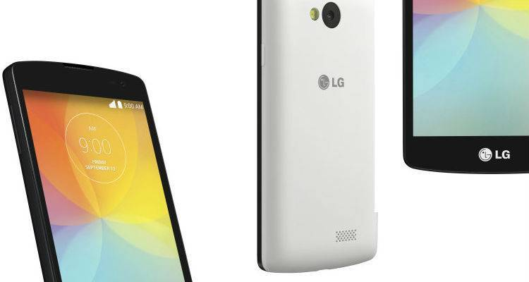 LG F60 ufficiale: smartphone entry-level con Android 4.4 ed LTE