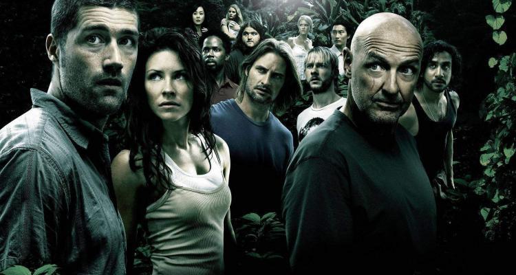 I protagonisti della serie televisiva Lost