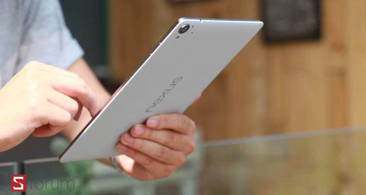 Nexus 9: impressioni, foto, immagini sample e video hands-on