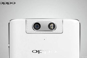 Prima immagine di Oppo N3