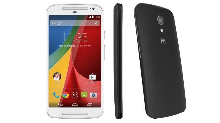 Nuovo Motorola Moto G 2014: ecco le prime offerte!