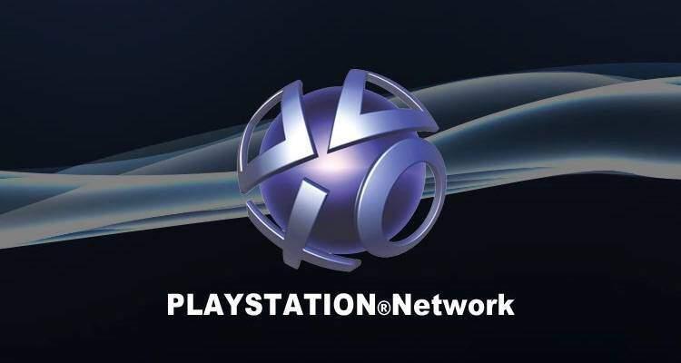 Immagine che mostra il logo del PlayStation Network
