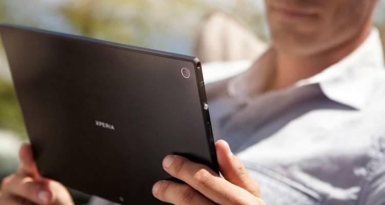 Sony starebbe lavorando ad un tablet da 12 pollici con Stylus Pen