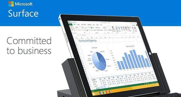 Microsoft: il futuro della linea Surface Pro è al sicuro