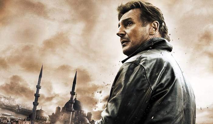 Taken 3: L'ora della verità, Liam Neeson nel nuovo trailer