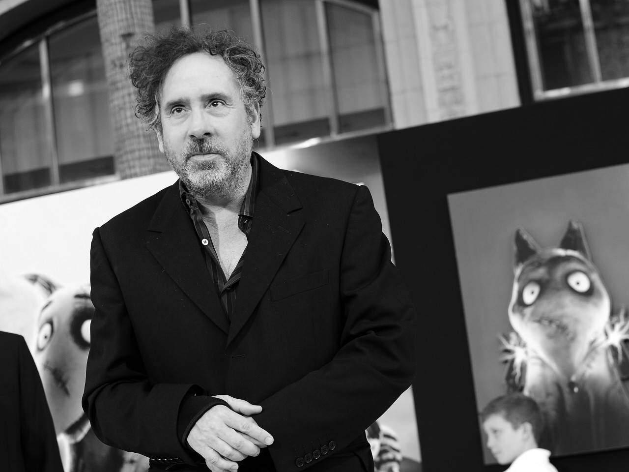 Tim Burton non sta lavorando a una reinterpretazione di Mary Poppins
