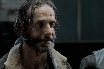 Rick è prigioniero nel primo episodio di The Walking Dead 5