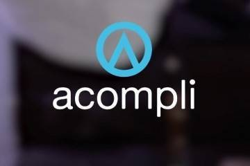Screenshot del video di presentazione di Acompli