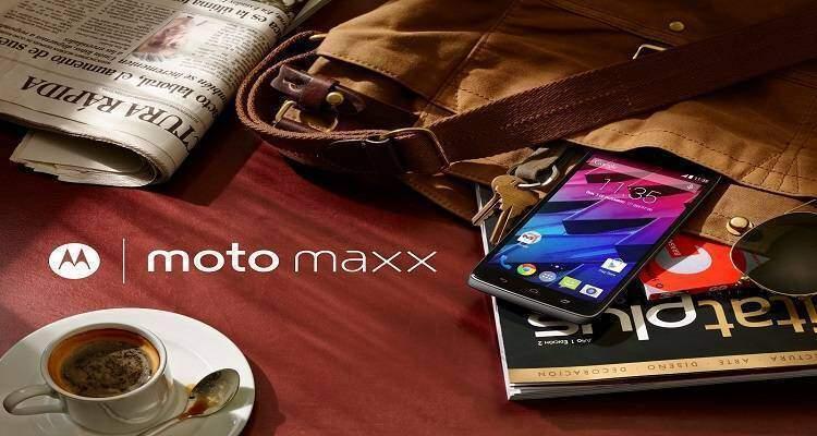 Motorola Moto MAXX ufficiale